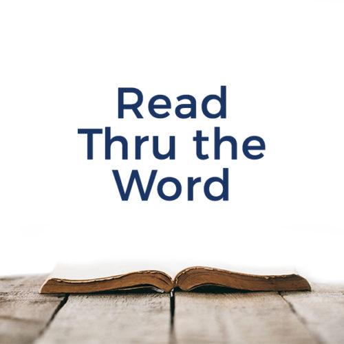 Read Thru the Word